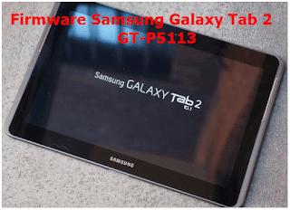 Firmware Samsung Tab 2 GT-P5113