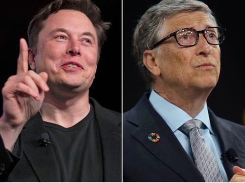 Elon Musk: Bill Gates is clueless about electric trucks