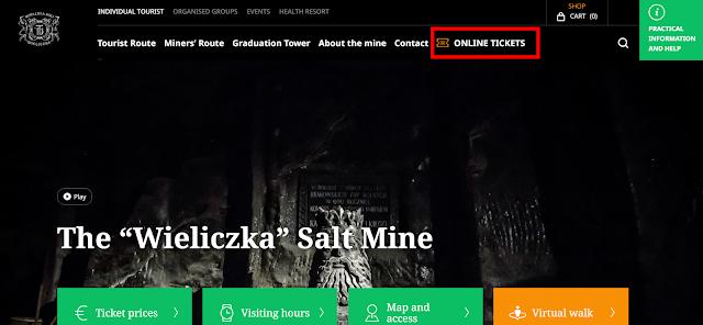 Compra entradas Minas Sal de Wieliczka en Polonia