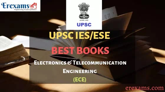 Best Books IES Exam 2020 For Electronics & Telecommunication Engineering (ECE)
