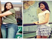 Gadis ini Dulu Gemuk, Namun berkat Melakukan Hal Sederhana ini Dia dapat Menurunkan Berat Badannya Hinga 33Kg!! Simak Kisahnya!