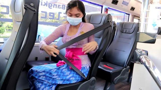 Bus Listrik Denpasar Bali