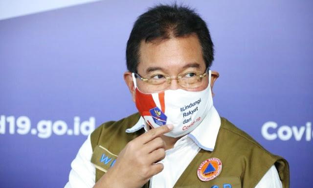 Kasus Corona Tembus 100 Ribu, Satgas Covid-19: Indonesia Dalam Kondisi Krisis