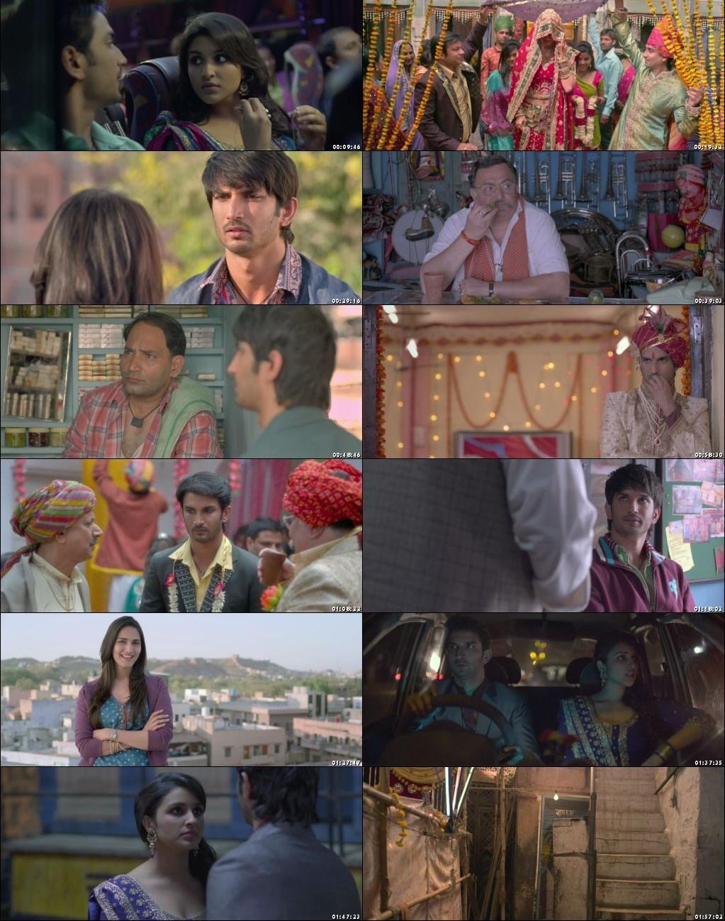 Shuddh Desi Romance 2013 Full Hindi Movie Online Watch