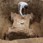 В Ставоропольском крае обнаружена колесница 4-тысячелетнего возраста