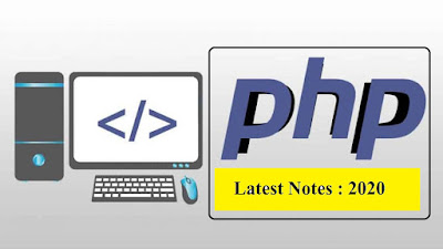 Php Latest Notes 2020-21