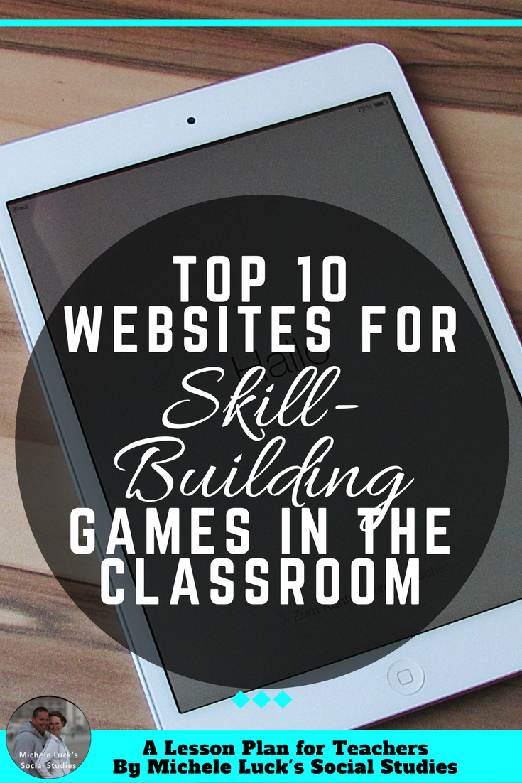 Classroom Game Ideas For High School ~ Top websites for online games in the classroom a