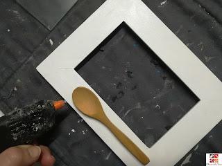 reciclar marcos de fotos