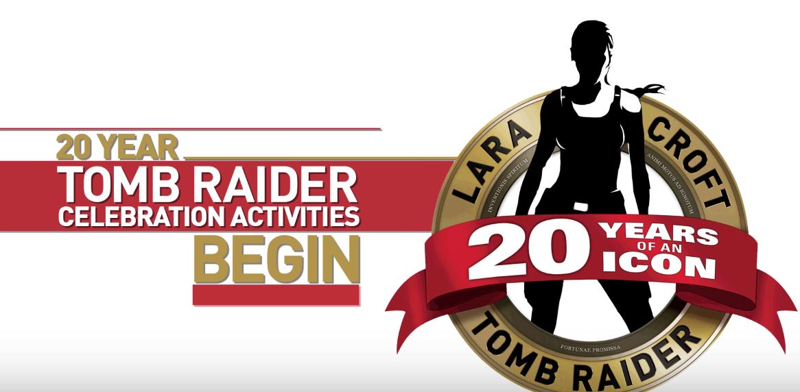 No te pierdas este vídeo conmemorativo de todo lo vivido con Tomb Raider en 2016