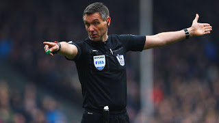 Referee Announced For Arsenal vs Crystal Palace Game