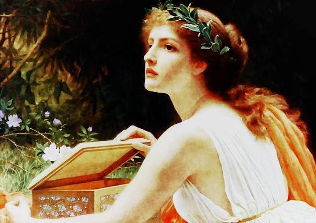 La hermosa historia griega de la caja de Pandora