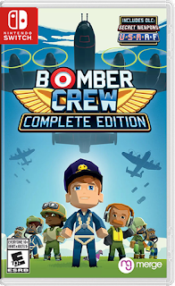 Bomber Crew%2BComplete%2BEdition - Bomber-Crew: Complete Edition Switch NSP