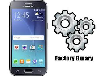 Samsung Galaxy J2 SM-J200G Combination Firmware