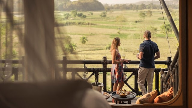 DISCOVER MAGICAL SUNSETS AT FOUR SEASONS TENTED CAMP GOLDEN TRIANGLE
