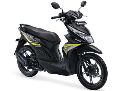 Review Sepeda Motor Honda Beat