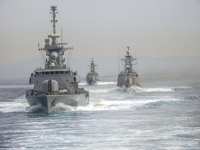 Πολεμικά σκάφη με ισχυρές συμμαχίες η συνταγή της νίκης