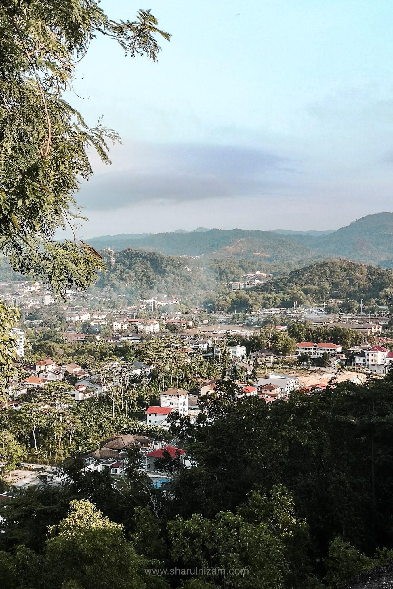 Hiking Ke Loji Air Cemerlang Heights, Taman Melati