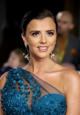 Lucy Mecklenburgh Clicks at Pride of Britain 2019 Awards in London 28 Oct-2019