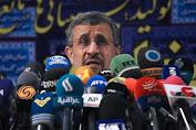 Mantan Presiden Iran Ahmadinejad Daftarkan Diri untuk Pilpres Mendatang