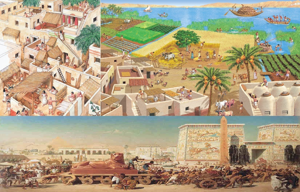 Datování egyptských dynastií