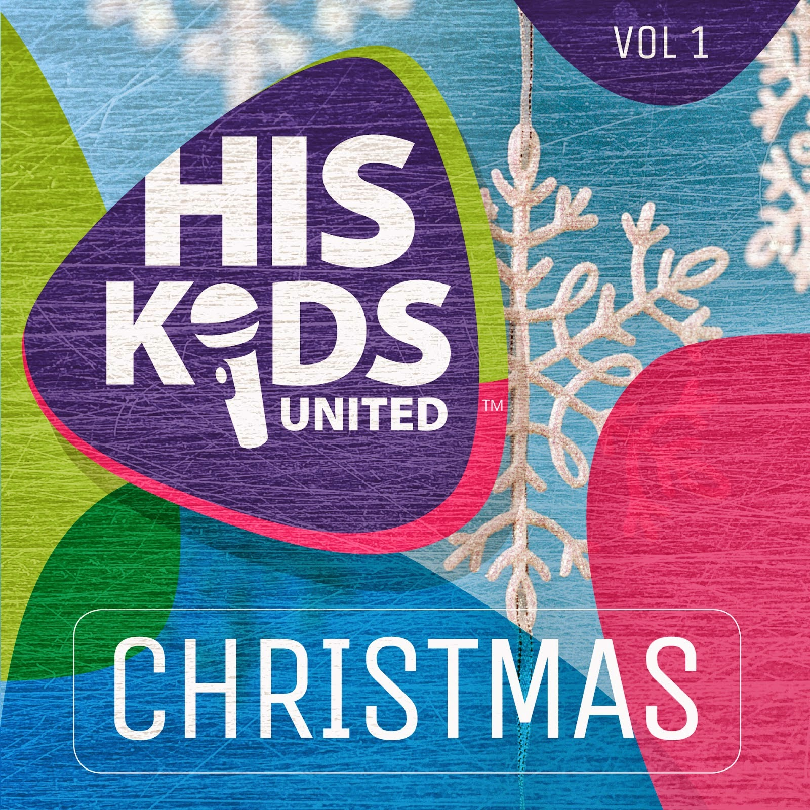 His Kids United - Christmas Vol 1 (Sing-A-Long) 2014 English Christmas Album Download