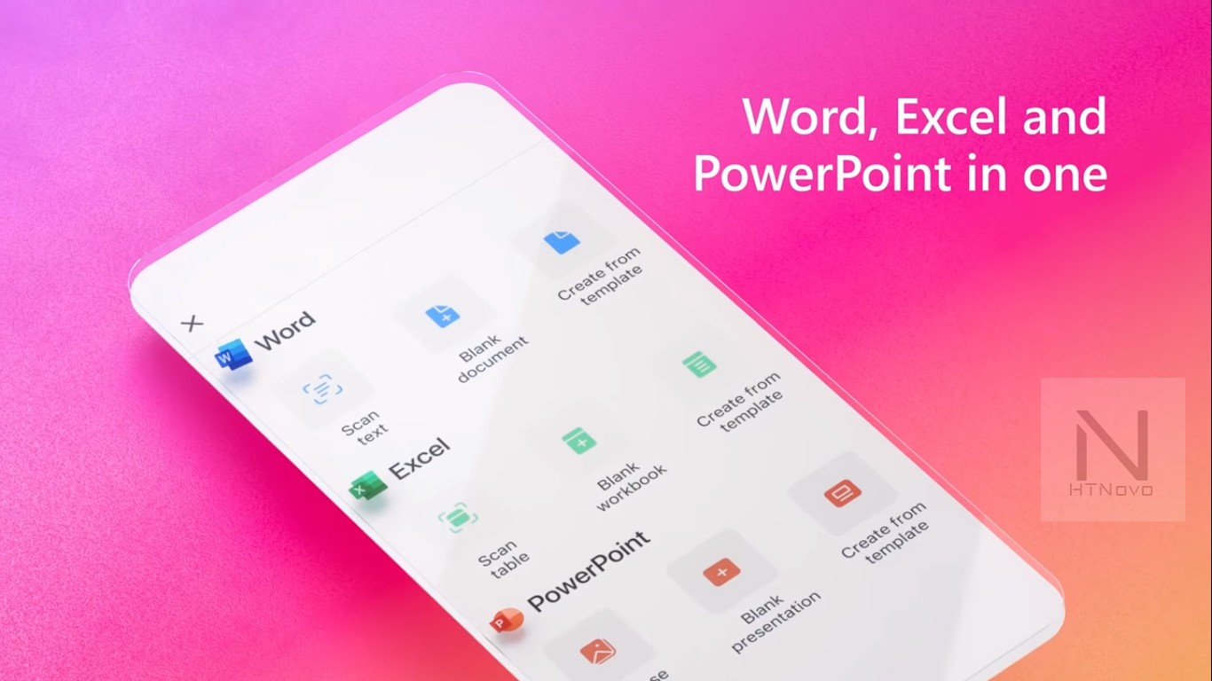 Microsoft annuncia nuove feature per Office su Android e iOS