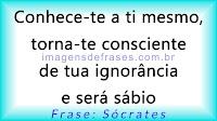 Textos e Frases de Conscientização, Ter Consciência