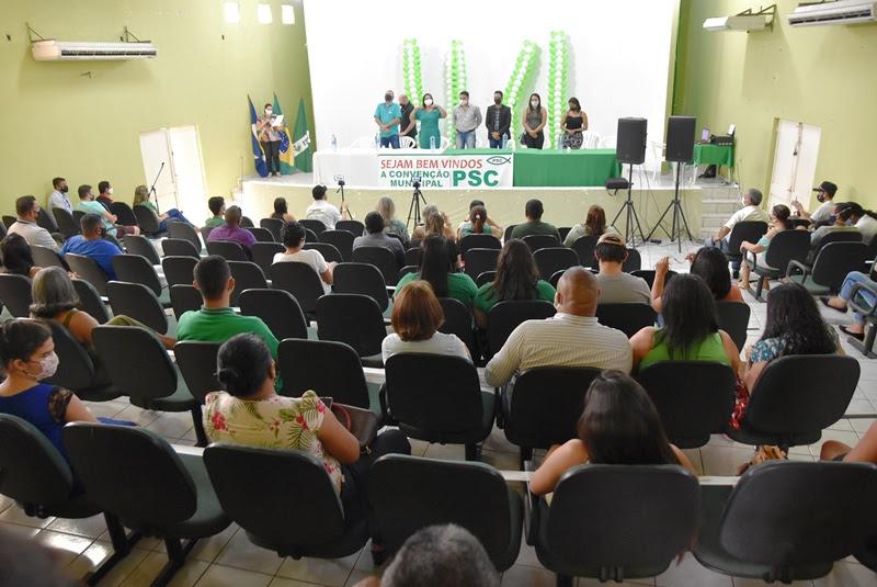 Convenção do PSC de Rosário Oeste - 16/09/2020