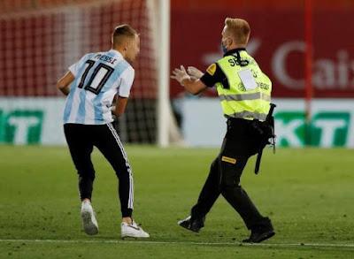 Espontáneo Mallorca-Barça