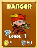 Fat Princess Ranger