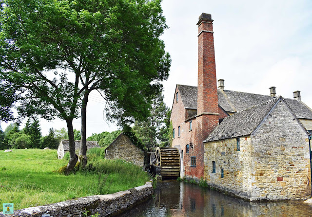 Lower-Slaughter, Cotswolds