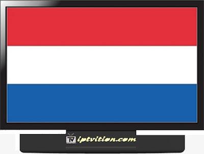 IPTV Netherlands m3u channels GRATUIT
