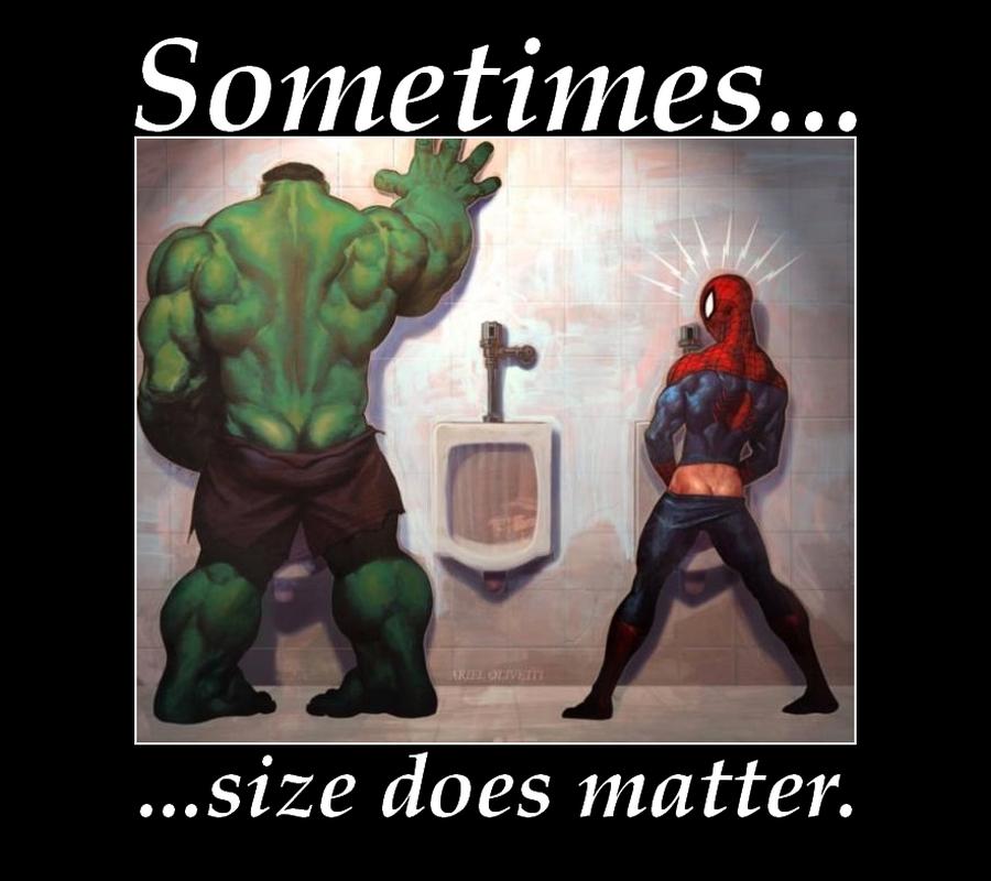 Gay Size Matter