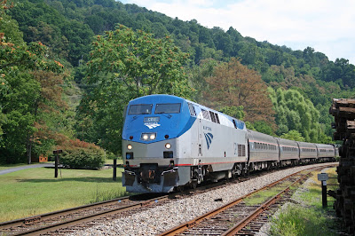 Amtrak Virginia