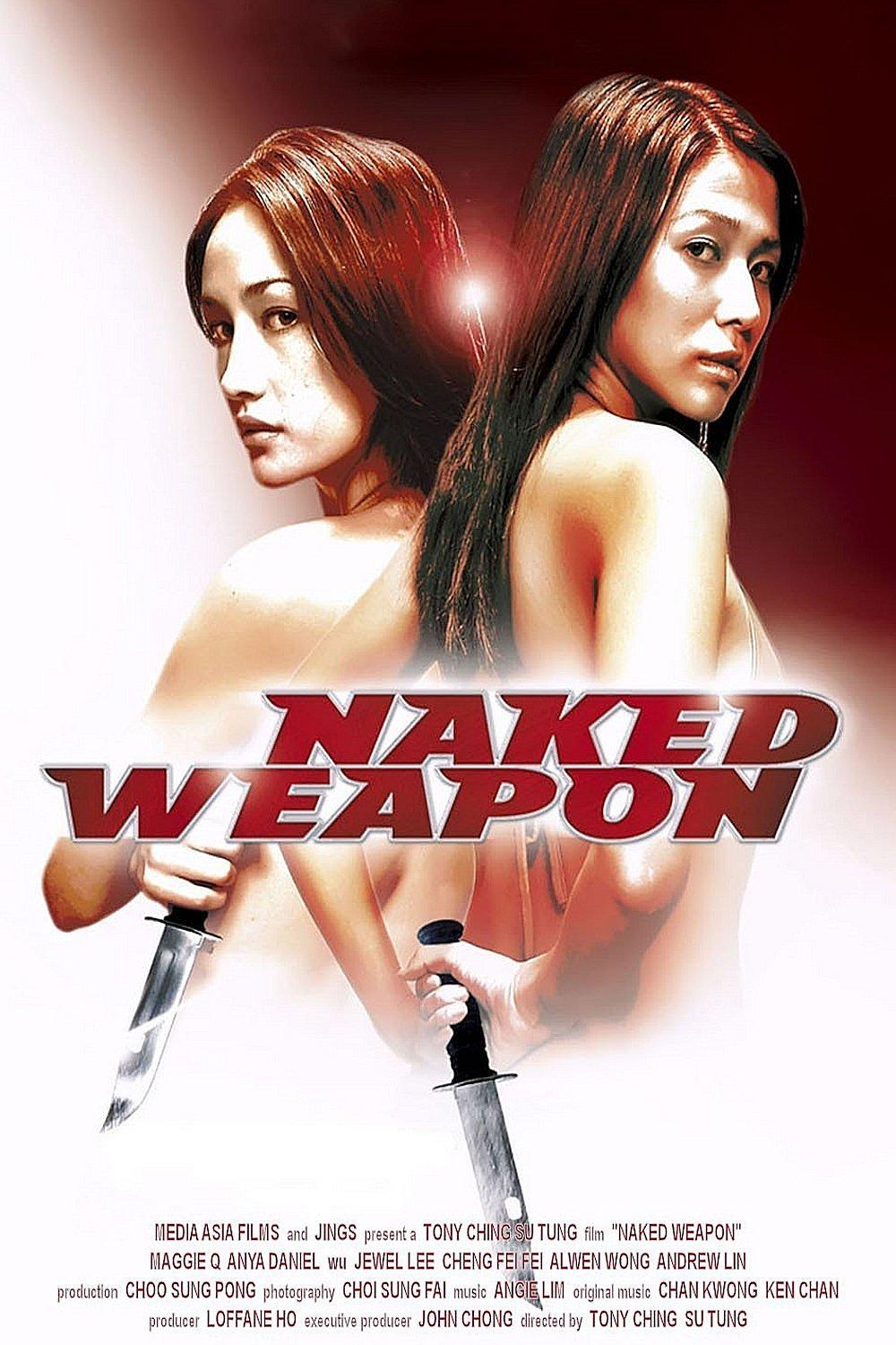Download Naked Weapon (2002) Full Movie in Hindi Dual Audio BluRay 720p [750MB]