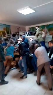 gazi cemevi polis baskını