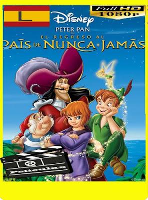 Peter Pan 2: El Regreso Al Pais De Nunca Jamas (2002) Latino HD [1080p] Latino [GoogleDrive] BerlinHD