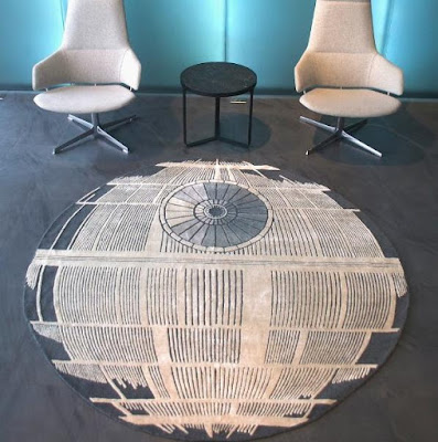 Starwars Themed Carpet