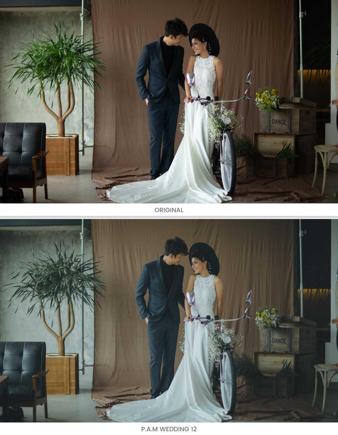 Ảnh cưới stuido