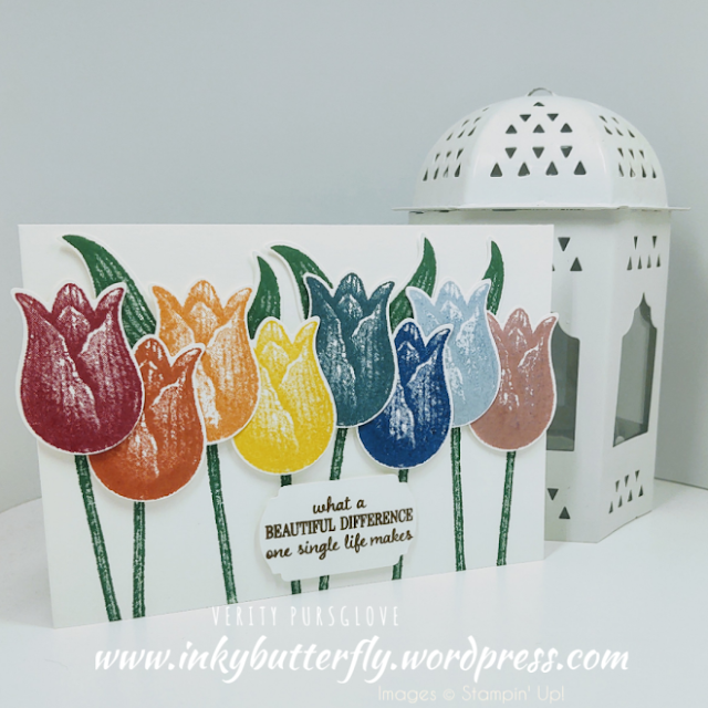 Timeless Tulips Stampon Up