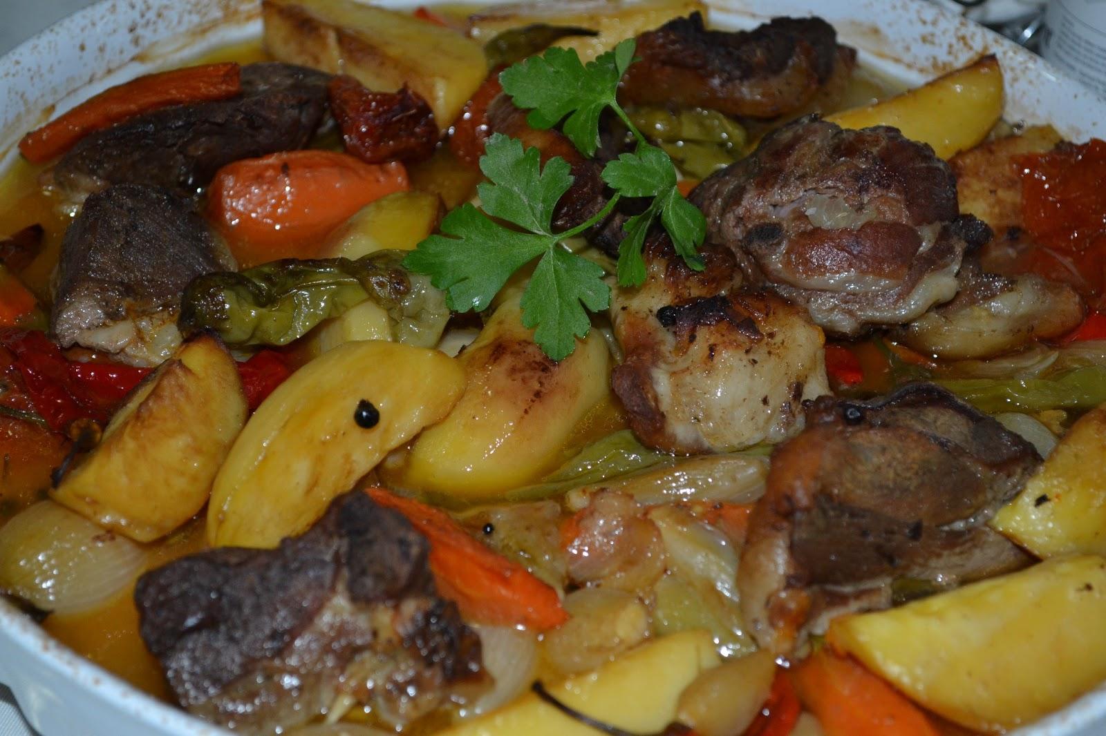 Beyaz Et Yemekleri