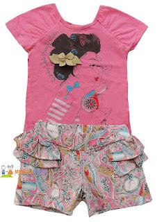 Lojas de moda infantil no Bom Retiro
