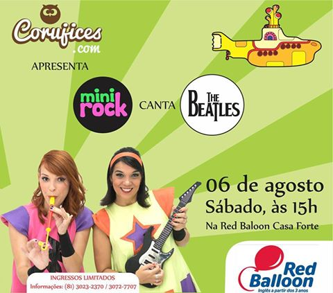 Mini Rock canta Beatles