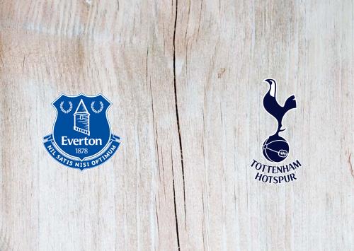 Everton vs Tottenham Hotspur -Highlights 10 February 2021