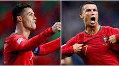 Ronaldo scores 90intl goals scores against 40 countries