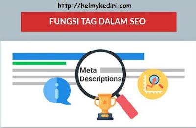 fungsi metatag pada website