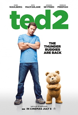 Ted 2 (2015) Hindi Dual Audio 720p BluRay 1.1GB