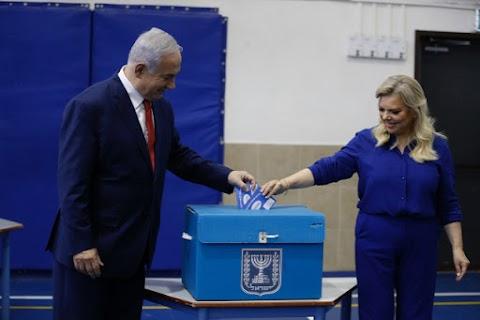 Megvan az izraeli választások végleges, de még nem hivatalos eredményt