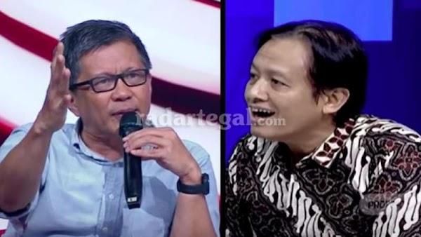 Bikin Malu Din Syamsuddin, Profesor Kalah Debat dengan Rocky Gerung lalu Serang Pribadi