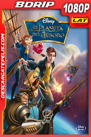 El Planeta del Tesoro (2002) 1080p BDrip Latino – Ingles